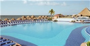 11-night all-inclusive Cancun holiday with an in-room double Jacuzzi, all travel and $2,000 resort credit