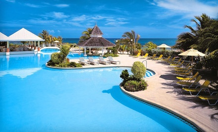 Four- or Seven-Night All-Inclusive Stay for Two at Braco Village Hotel & Spa in Jamaica