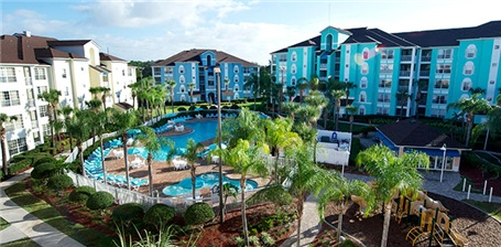 Grande Villas Resort - An Orlando hotel with an island feel