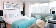 Modish four-star hotel on boutique-lined Chiswick High Road in West London - one offer includes a two-course dinner