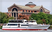 River and Wine Rendezvous Cruise with Drinks for One or Two from Capital Yacht Charters (53% Off)