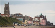 Self-catered one-bedroom apartment in the beautiful seaside town of Cromer - sleeps up to four people