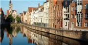 Two or three-night stay in an Executive room in a chic Bruges hotel, including breakfast and upgraded Eurostar Premier travel